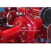 Buy cheap UL FM Approved  End Suction Fire Pump 500usgpm @288 Feet For School from wholesalers