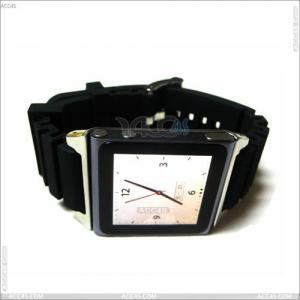 China Watch Style Metal Protective Case for iPod Nano 6 P-Ipodnano6hc001 on sale