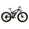 Buy cheap Women Pink Electric Downhill Mountain Bike Double Disc Brake E Bike Mountain Bike from wholesalers