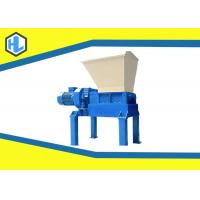 Buy cheap 45 Kw Motor Power Solid Waste Shredder Machine For Wood Pallet / Cloth / Plastic Material from wholesalers