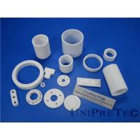 Buy cheap Technical Advanced Industrial 95 Alumina Ceramic Insulation Components from wholesalers