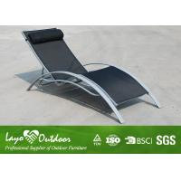 Buy cheap Recycling Low Seat Folding Beach Chair With Dia - Cast Aluminum Anti Gravity from wholesalers
