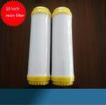 Buy cheap 10 Resin Water Filter Cartridge Water Softner Filter Cartridge from wholesalers