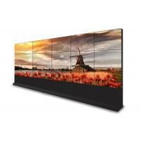 Buy cheap 55 Inches Multi Touch Video Wall Lightweight , LCD Screen Wall Wide Viewing Angle from wholesalers