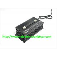 Buy cheap Black Housing Classic Electric Car Battery Charger 48V 25A 260*150*90 Mm from wholesalers