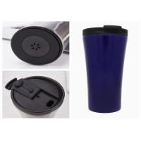 Buy cheap 16oz Double Wall Insulated Coffee Mugs That Keeps Coffee Hot Dishwasher Safe from wholesalers