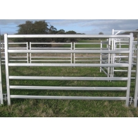 Buy cheap Heavy Duty Galvanized 1800mm Horse Fence Panels from wholesalers