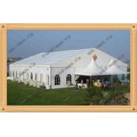 Buy cheap 15x30m outdoor transparent big wedding tent party tent for 500 people from wholesalers