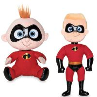 Buy cheap Dash and Jack Plush Incredibles 2 Plush Baby Animals / Cartoon Stuffed Toys from wholesalers