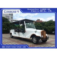Buy cheap Multi Passenger Vintage Electric Car , Classic Golf Carts 5050×1490×2015mm from wholesalers