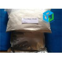 Buy cheap Clomiphine Citrate Male Anti Estrogen Clomid Oral Steroids Raw Powder 50-41-9 from wholesalers