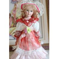 Buy cheap DIY Porcelain Doll for Home Decoration, Customized Designs are Accepted from wholesalers