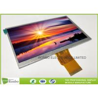 "Buy cheap 7.0"" RGB Interface Lcd Display 800 X 480 , Wide View High Brightness LCD Module product"