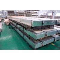 Buy cheap Structure Building Stainless Steel Plates Cold Rolled 304 304l HL 2B Mirror Finished from wholesalers