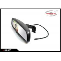 Quality 115 Degree Horizontal Angle Car Rearview Mirror Monitor With Dome Reading Lights for sale