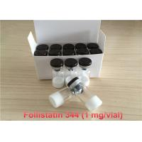 Buy cheap Follistatin 344 315 Muscle Building Peptides Supplements Safest And Effective from wholesalers