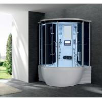 Buy cheap Double free-standing Steam house.steam sauna room with sliding door G168 from wholesalers