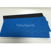 Buy cheap Rubber Shock Pad Underlay Three Layers , Turf Football 10 MM Lawn Pad from wholesalers