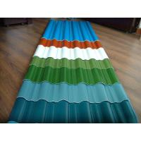 Buy cheap High Strength Electro Galvanized Steel / Corrugated Steel Sheet from wholesalers