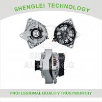 Buy cheap Fixed Pulley Type Car Engine Alternator , Toyota 12V 130A Car Dynamo Generator product