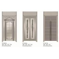 Buy cheap Commercial Lift Spare Parts Custom Elevator Doors Corrosion Resistance from wholesalers