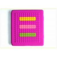 Buy cheap Fashionable Lego blocks iPad, ipad2 Silicone Protective Cases Smart Cover for Standing from wholesalers