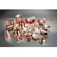 Buy cheap Copper Nickel Pipe Fittings 7060X ASTM/DIN/EEMUA from wholesalers