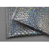 Buy cheap 6 * 10 Laser Colorful Metallic Bubble Mailers Padded Envelopes Shiny / Matt Surface from wholesalers