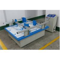 Buy cheap stainless steel Package Simulating Transportation Vibration Tester ISO Certificated from wholesalers