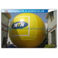Buy cheap Outdoor Giant Inflatable Advertising Balloon PVC Air Ball Custom Printed product