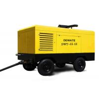 Buy cheap Diesel Drive Portable Screw Air Compressor (DWT-15/13) from wholesalers