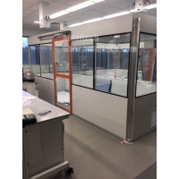 Buy cheap No dust prefabricated dust freeroomportablecleanroom from wholesalers