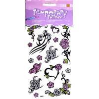 Buy cheap Custom Love Design removable non permanent Glitter Temporary Tattoo for kid Body skin from wholesalers