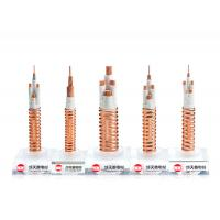 Buy cheap 0.6/1 KV Fire Resistant Electrical Wire , Fire Rated Cable For Fire Alarm System product