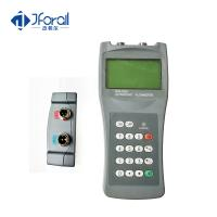 Buy cheap Small Size Handheld Portable Flow Meter , Ultrasonic Flow Sensor With Batteries Powerd from wholesalers