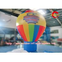 Buy cheap Sky Helium Airship Inflatable Advertising Balloons Rainbow Inflatable Helium Balloons from wholesalers
