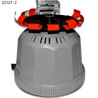 Buy cheap Rotating disc electric drive masking paper adhesive tape cutter dispenser zcut-2 from wholesalers