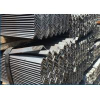 Buy cheap Astm A36 Steel Angle Beam, 6 - 15m Length Custom Ss400 Mild Steel Equal Angle from wholesalers
