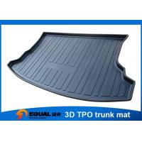 Buy cheap Kia Sportage 2011 Trunk mat 3D TPO Environmental friendly/water proof from wholesalers