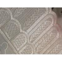 Buy cheap african organic cotton dry lace cotton lace fabric by the yard from wholesalers