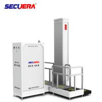 Buy cheap Remote Control Body Metal Detectors X Ray Inspection Systems 180V-240V 50/60Hz from wholesalers