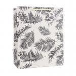 Buy cheap Reusable plant design art paper bag cash on sale wholesale from wholesalers
