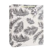 Buy cheap Reusable plant design art paper bag cash on sale wholesale product