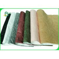 China Waterproof 1443R 1473R PU Laminated Colored Tyvek Paper For Safety Clothing on sale