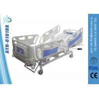 Buy cheap Backrest X - Ray Orthopedic / Bariatric Electric Hospital Bed With ABS Foot Board from wholesalers