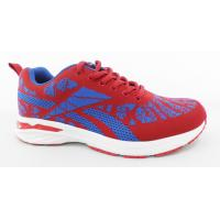 Buy cheap Comfortable Flyknit Lightweight Tennis Shoes Outdoor White Blue Black from wholesalers