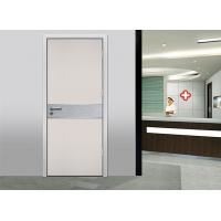 Buy cheap Melamine hospital paient room door with customized color for hospital from wholesalers