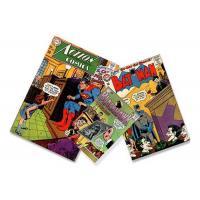 Buy cheap Offset Printing Comics Print On Demand Custom Marvel Comic Books Printing from wholesalers