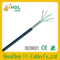China Cat6 Cable with 4 Twist-pair 24AWG UTP on sale