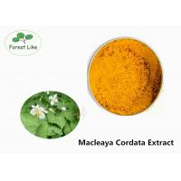 Buy cheap Natural Macleaya Cordata Extract 60% Sanguinarine Powder Pesticide Powder from wholesalers